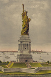 Statue of Liberty, 1885