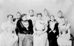 Frances Cleveland And the Ladies of the Cabinet