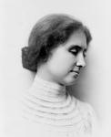 Helen Keller in Profile, 1904