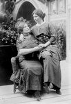 Anne Sullivan Macy and Helen Keller