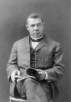 Booker Taliaferro Washington Reading