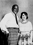 Jack Johnson and Wife, Lucille Cameron