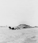 Wreckage of the USS Oklahoma