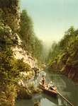 People in a Boat, Edmunds Klamm