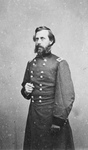 Jefferson Davis in Military Uniform