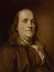Inventor, Scientist and Diplomat Benjamin Franklin