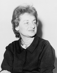 Betty Friedan (Bettye Naomi Goldstein)