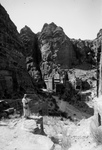 Nabatean Tombs in Petra