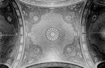 Church Ceiling With Mosiacs