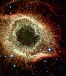 Photo of the Helix Nebula (NGC 7293)