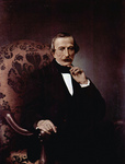 Photo of Massimo d' Azeglio by Francesco Hayez