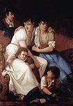 Photo of a Portrait of a Family by Francesco Hayez