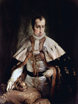 Photo of the Emperor Ferdinand I of Austria by Francesco Hayez