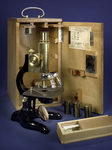 1913 Ernst Leitz-Wetzlar Light Microscope