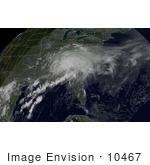 #10467 Picture Of Tropical Depression Bill