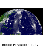 #10572 Picture Of Tropical Depression Henri Hurricanes Fabian Isabel