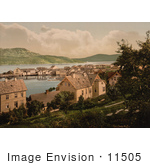 #11505 Picture Of Harstadhavn Norway