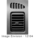 #12104 Picture Of An Auto Air Conditioning Vent