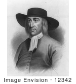 #12342 Picture Of George Fox