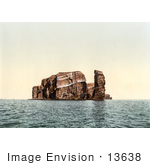 #13638 Picture Of North Point And Hengst Helgoland Germany