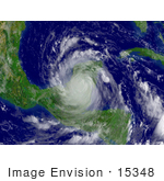 #15348 Picture Of Hurricane Dean