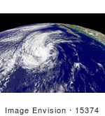#15374 Picture Of Tropical Depression 03e