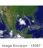 #15397 Picture Of Tropical Depression Five