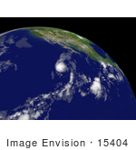 #15404 Picture Of Tropical Depression 04e Near Mexico