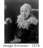 #1576 Photo Of Julia Ward Howe 1908