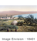 #18401 Photo Of The Birthplace Of Mary Magdalene Magdala Holy Land Israel