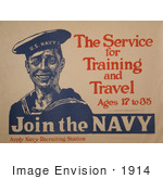 #1914 Join The Navy