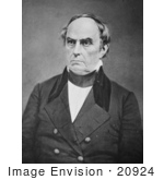 #20924 Stock Photography Of Daniel Webster
