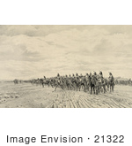 #21322 Stock Photography Of Napoleon At Austerlitz