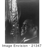 #21347 Stock Photography Of Paul Robeson In 1933