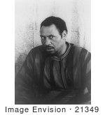 #21349 Stock Photography Of Paul Robeson As Othello