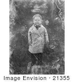 #21355 Stock Photography Of General Tom Thumb Standing On A Table