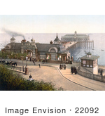 #22092 Stock Photography Of The Pier At Southend-On-Sea Essex England