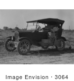 #3064 Automobile That A Family Lived In