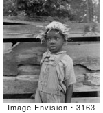 #3163 African American Child