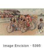 #5395 Bicycle Race