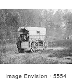 #5554 Military Telegraph Battery Wagon
