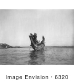 #6320 Kwakiutl Wedding Canoe