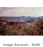 #6438 Picture Of Wankie Rhodesian Now Zimbabwe Colliery Where A Small Hospital And Outpatient Clinics Are Located