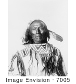 #7005 Native American Man Chief Revenger