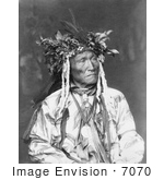 #7070 Crow Indian Chief