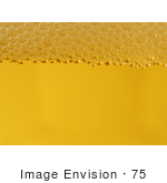 #75 Picture Of Beer With Bubbles