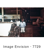 #7729 Picture Of Cotton Factory Thought To Have The Earliest Cases Of The 1976 Sudan Ebola Outbreak