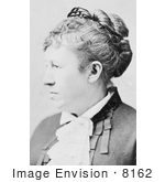 #8162 Picture Of Julia Dent Grant