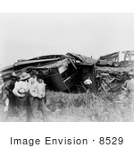#8529 Picture Of A Train Wreck