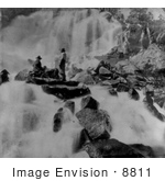 #8811 Picture Of Eagle Falls Emerald Bay